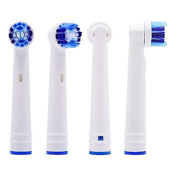 8 cabezales de cepillo de dientes compatibles con EB20-P Oral-B
