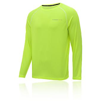 Higher State Crew Neck Long Sleeve Running Top 2.0 - SS21