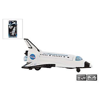 Uttrekkbar rom transport med lys og lyd 14 cm