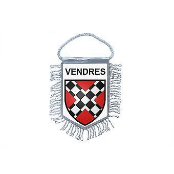 Fanion Mini Flag Country Car Decoration Souvenir Blason France Sell