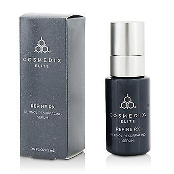 Cosmedix Elite refinar Rx Retinol Resurfacing soro - 15ml/0,5 oz