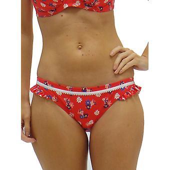 Daisy Print Bikini Breve