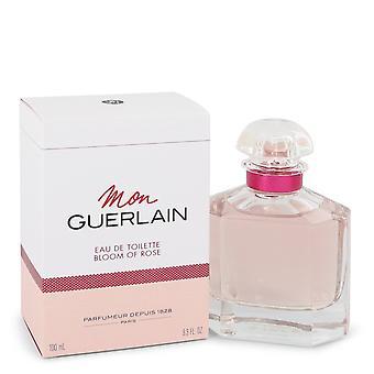 Guerlain Mon Guerlain Bloom van Rose Eau de toilette 100ml EDT spray
