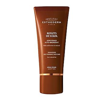 Esthederm Sun Kissed Self-Tanning Face Cream Light Tan 50ml