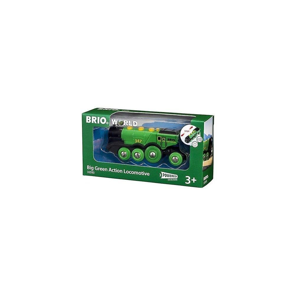 Brio 33593 Brio Big Green Action Locomotive