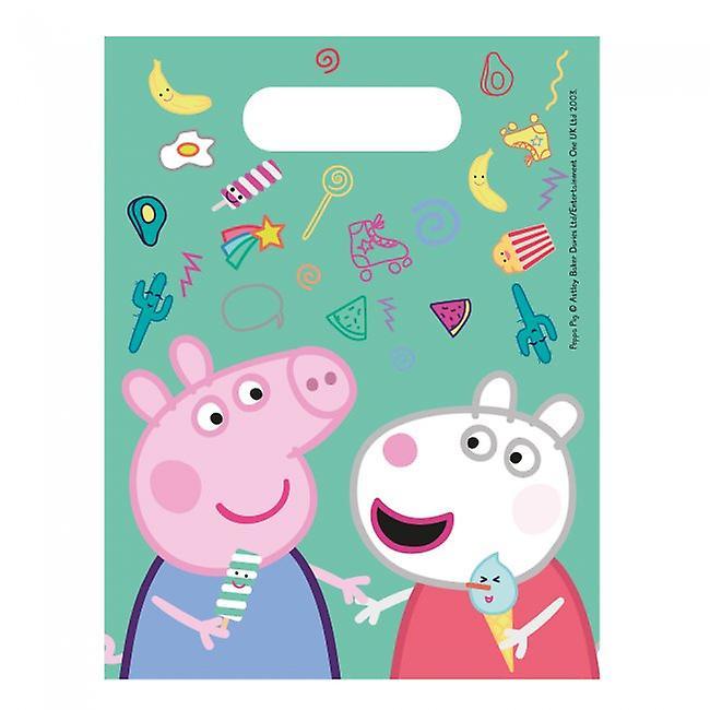 Peppa Pig | Greta Gris Barnkalas tema - kalaspaket
