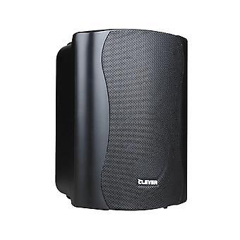 Slimme akoestiek Bgs35t 100V zwarte luidsprekers (paar)
