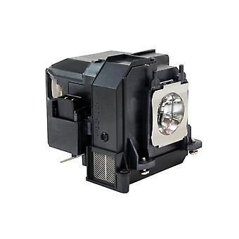 Premium Power Replacement Projector Lamp With OSRAM Bulb For Epson ELPLP71