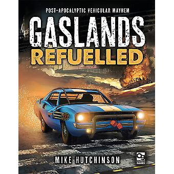 Gaslands Refuelled Post-Apocalyptic Vehicular Mayhem - Gaming Book
