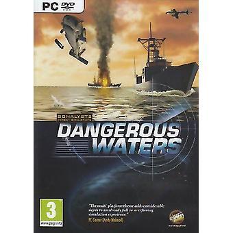 المياه الخطرة PC لعبة دي في دي