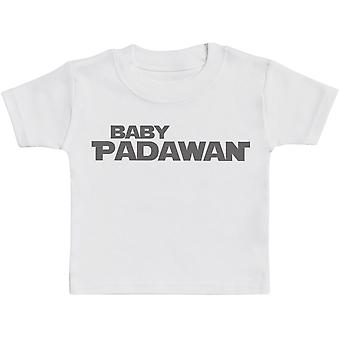 Baby Padawan Baby T-Shirt - Baby TShirt Gift - Baby Tee - Baby Gift