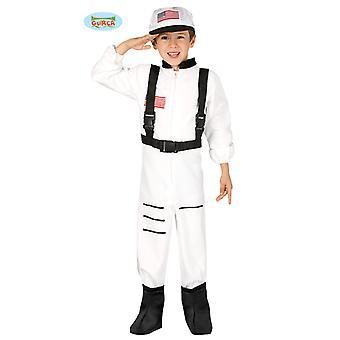Guirca traje de astronauta para niños unisex carnaval astronauta espacio