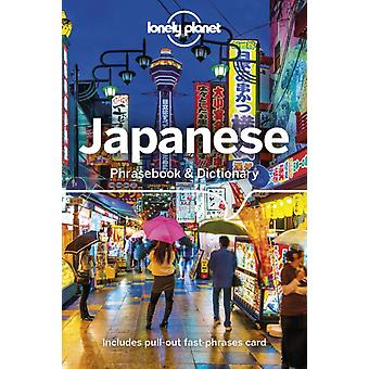 Lonely Planet Japanese Phrasebook  Dictionary