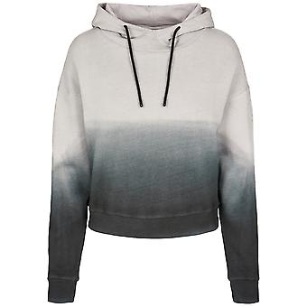 Urban Classics sudadera con capucha para mujer Dip Dye
