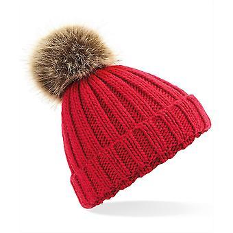 Beechfield Unisex Cuffed Design Winter Hat