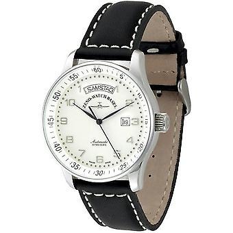 Zeno-Watch Men's Watch X-Large Retro Big P554DD-12-e2