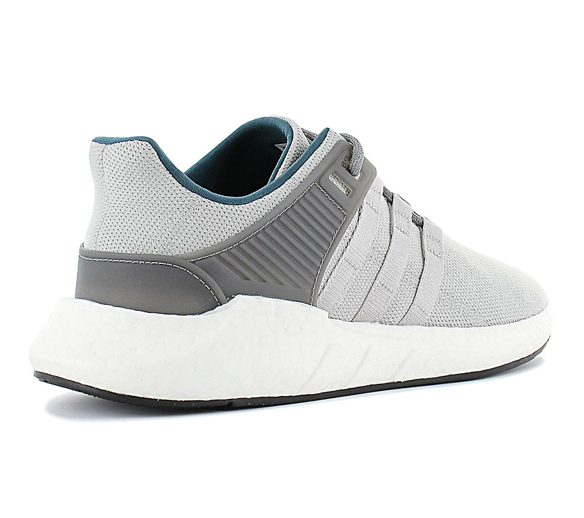 adidas EQT Support 93/17 CQ2395 Herren Schuhe Grau Sneakers Sportschuhe