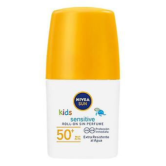 Solar Protector roll på sensitive Kids NIVEA (50 ml)
