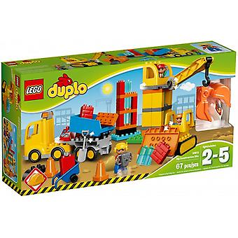 LEGO 10813 Large construction site