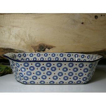 Baking dish 36 x 21.5 x 9 cm Bunzlauer pottery tableware, tradition 39 BSN 21754