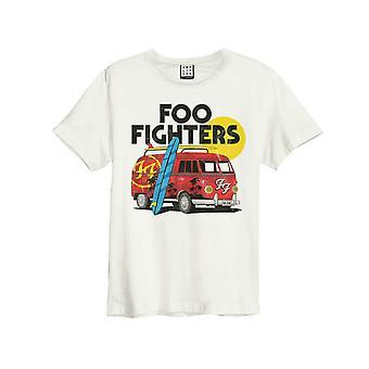 Amplified Foo Fighters Camper Van Men's T-shirt