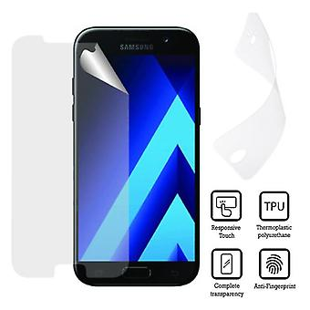 Stuff Certified® Screen Protector Samsung Galaxy A5 2017 EU Soft TPU Foil Film PET Film