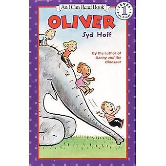 Oliver (puedo leer libro)