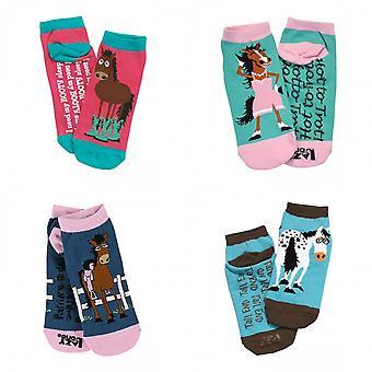 LazyOne Unisex Adults Slipper Socks
