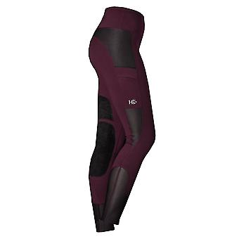 Horseware Womens Riding Tights Breeches Pants Trousers Antibacterial Equestrian