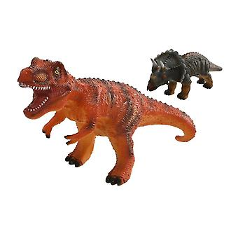 "Giant Large 13"" Dinosaur with Sound (One Supplied)"