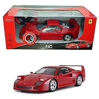 Rastar 1/14 Ferrari F40 Rot