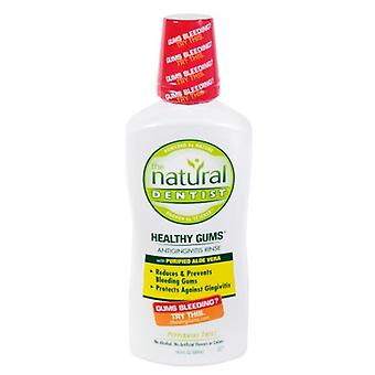 The natural dentist antigingivitis rinse, peppermint twist, 16.9 oz