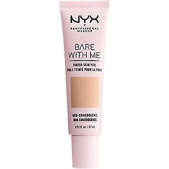 NYX PROF. MAKEUP Bare With Me Tinted Skin Veil-Natural Soft Beige