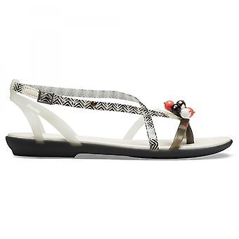 Crocs 205191 Drew Barrymore Isabella Dame Sandaler Sort