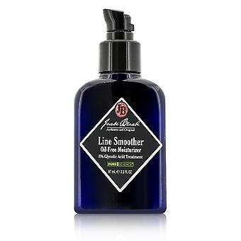 Line smoother face moisturizer (8% glycolic acid) 100304 97ml/3.3oz