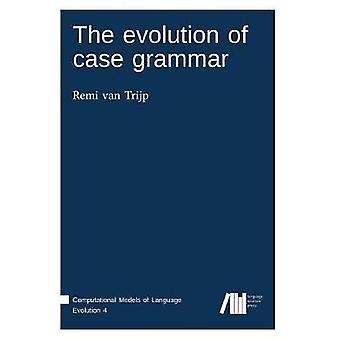The evolution of case grammar by van Trijp & Remi