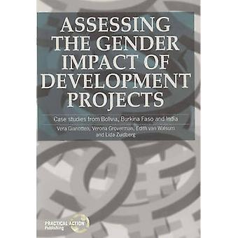 Assessing the Gender Impact of Development Projects by Gianotten & Vera