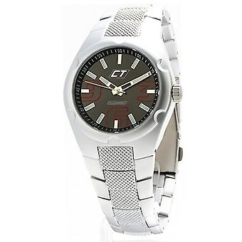Unisex Horloge Chronotech CC7039M-08M (39 mm) (Ø 39 mm)