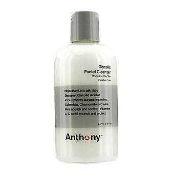 Logistiikan miesten Glycolic kasvojen puhdistusaineet - normaali / rasvainen iho - 237ml / 8oz