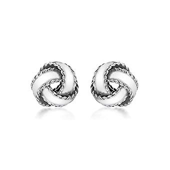 Tuscany Silver Earrings Forehand in Silver Silver Sterling 925 8.55.2199