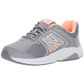 Novo equilíbrio Womens 847v3 baixo Top rendas até sapatos
