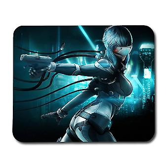 Manga Ghost in the Shell Major Mousepad