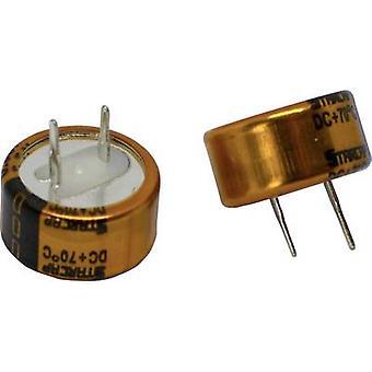 Korchip DCL5R5155CF EDLC 1.5 F 5.5 V (Ø x H) 19.0 mm x 6.5 mm 1 pc(s)