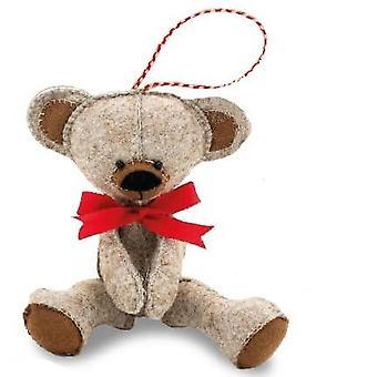 Brendon der Bär Filz Nähen Kit