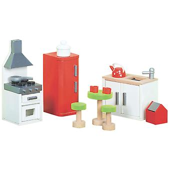 Le Toy Van Doll House Sugar Plum cucina