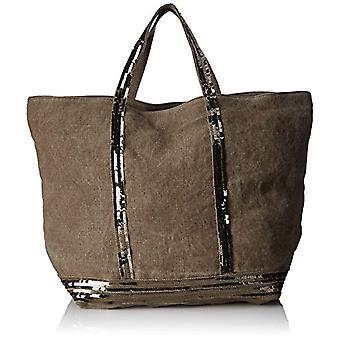 Vanessa Bruno Cabas Grand - Green Woman Tote Bags (Kaki) 19x36x56 cm (W x H L)