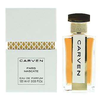 Carven Paris Mascate Eau de Parfum 100ml Spray For Her