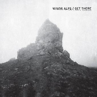 Minor Alps - Get There [CD] USA import