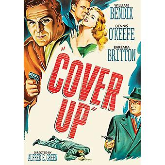 Cover Up [DVD] USA import