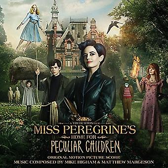 Miss Peregrine's Home for Peculiar Children / Ost - Miss Peregrine's Home for Peculiar Children / Ost [CD] USA import